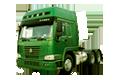 Sinotruk 6x4 Tractor (371)