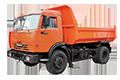 КамАЗ-43253, 43255 (Евро-4)