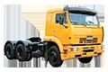 КамАЗ-65115, 65116 (Евро-4)