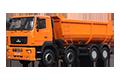 МАЗ-6516V8-520 (6516V8-540)